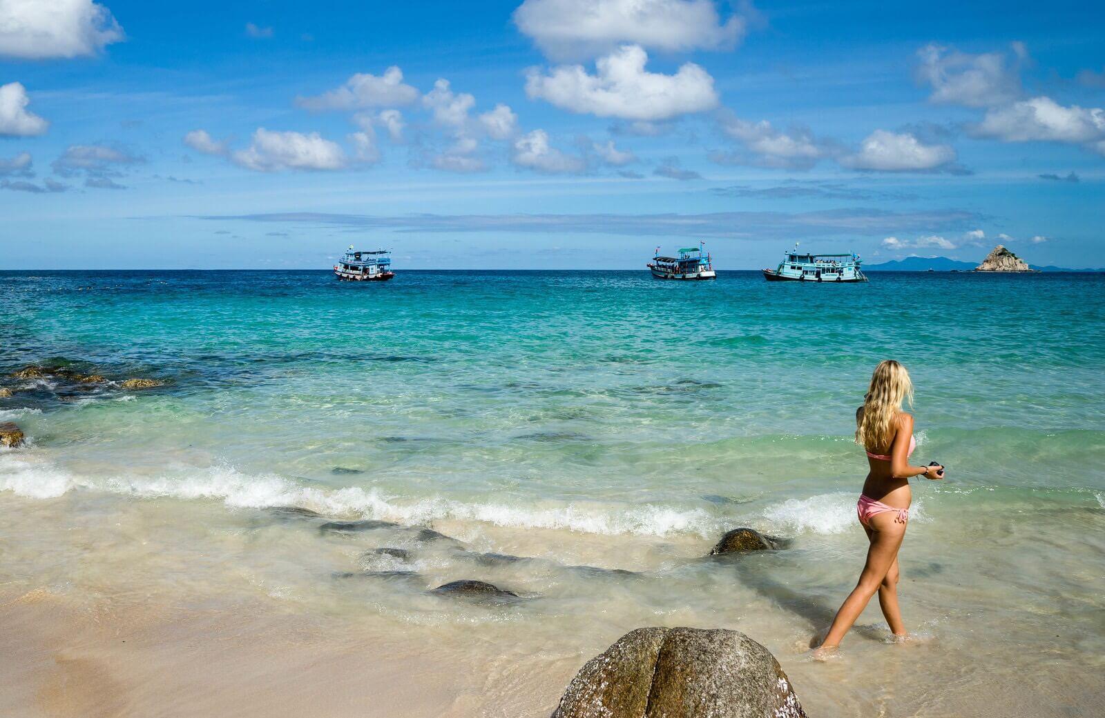 Koh Taos Best Beaches  Goodtime Thailand-3748
